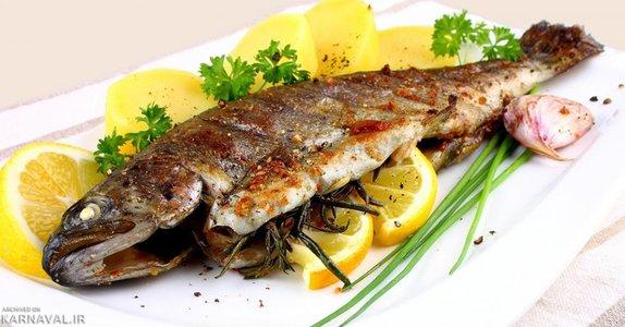 ماهی شکم پر | Photo by : Unknown