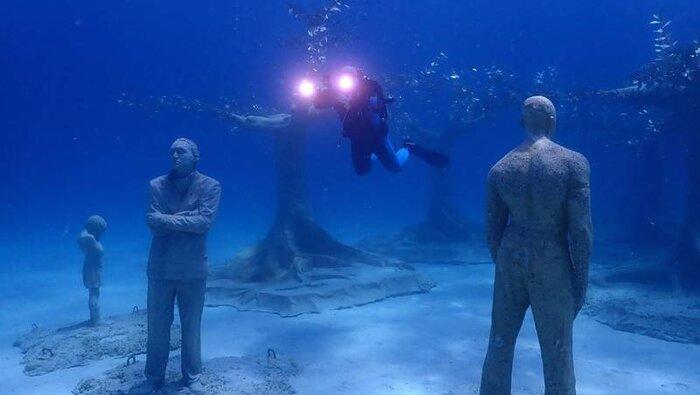 موزه زیردریایی جاذبه جدیدقبرس/الگویی برای کیش،قشم وچابهار
